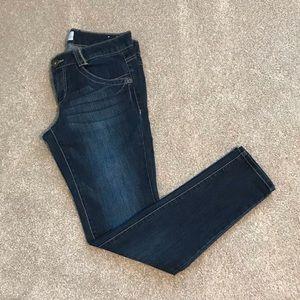 Jolt Dark Wash Skinny Jeans